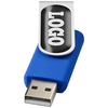 USB-Stick Rotate 8 GB mit Doming