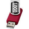 USB-Stick Rotate 16 GB mit Doming