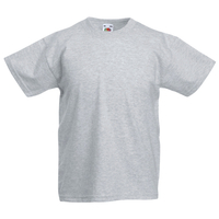 Fruit of the Loom Boys' Value Weight T