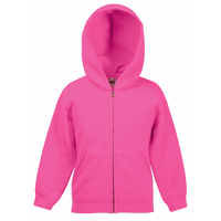 Fruit of the Loom Kids' Hooded Sweat Jacket