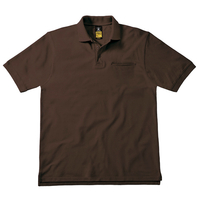 B&C Workwear Blended Pocket Polo