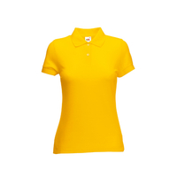 Fruit of the Loom Ladies´ Polo Mischgewebe