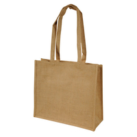 Shugon Calcutta Long Handled Jute Shopper Bag