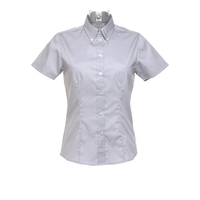 Kustom Kit Ladies Corporate Oxford Bluse