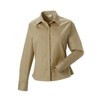 Russell Europe Ladies Classic Twill Shirt LS