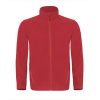B&C Micro Fleece Full Zip