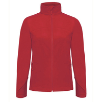 B&C Ladies' Fleece Full Zip