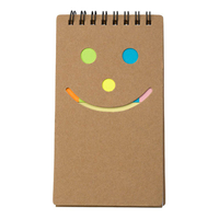 Notizbuch Happy face