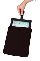 Wollfilz Tablet-PC Tasche mit pull-out