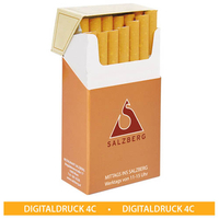 Zigarettenschachtel Cigarette Cover OZ mit Digitaldruck