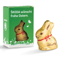 Oster-Box Lindt Osterhase