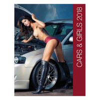 Heye Kalender Cars & Girls