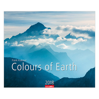 Weingarten Kalender Colours of Earth