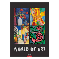 Weingarten Kalender World of Art