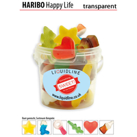 Haribo Happy Life mit Digitaldruck, 110 g