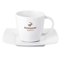 Kaffeetasse Manhattan m. Untertasse 200 ml