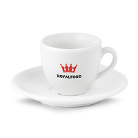 Kaffeetasse Princess Set mit Untertasse 180 ml
