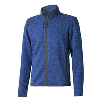 Elevate Tremblant Strickfleece Jacke