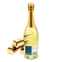 Secco Gold, 0,75 l,  Wine Label