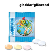 2er mentos Classic Fruit Mix (Erdbeere, Orange, Zitrone)