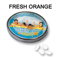 Snap-Master-Dose mit tic tac FRESH ORANGE